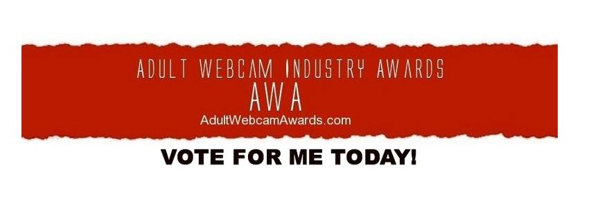 Adult Webcam Awards Banner