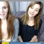 JessieWolfe & TaraBlaze of Streamate, Nominated for Best Live Lesbians Webcam Show of 2015!