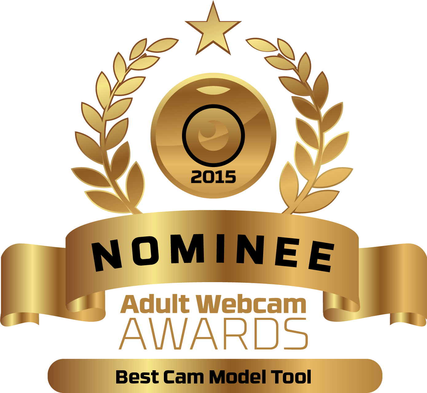 Best Cam Model Tool Nominee Badge