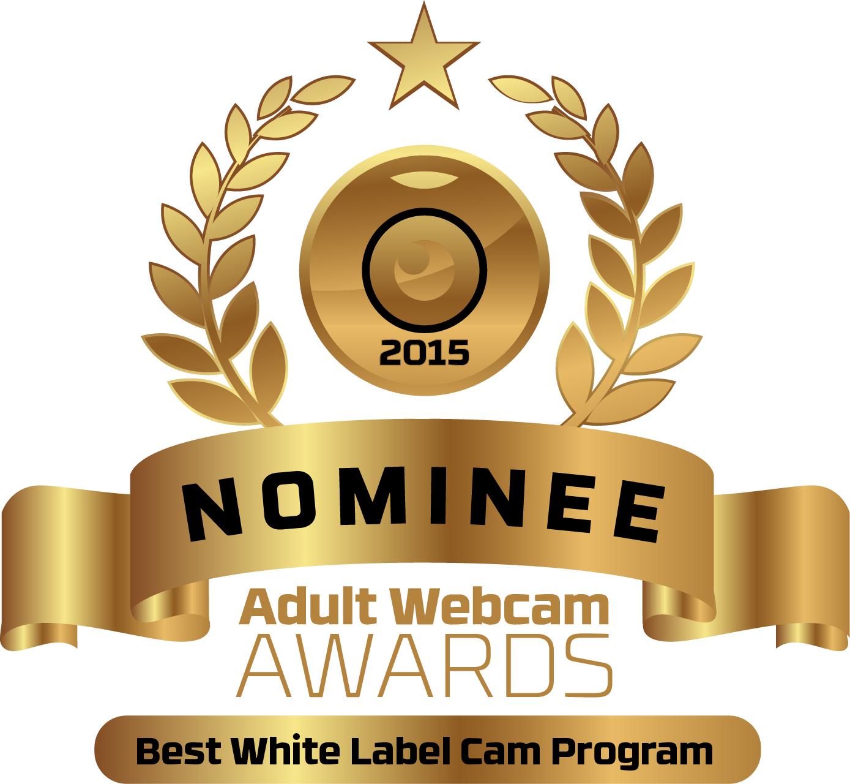 Best White Label Cam Program Nominee Badge