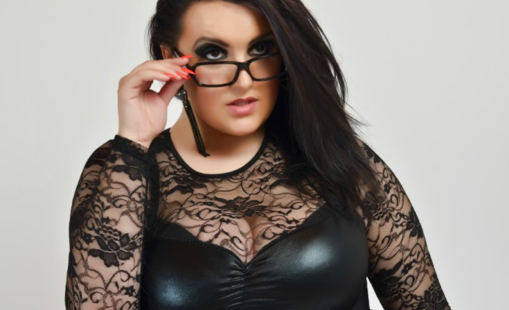 CarlaJean Webcam Model at LiveJasmin nominated top BBW Cam Model