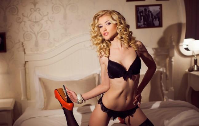 Patricia Goddess live webcam model