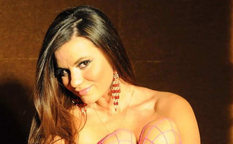 Colombian Mariana webcam model on Flirt4Free nominated in Official Adult Webcam Awards