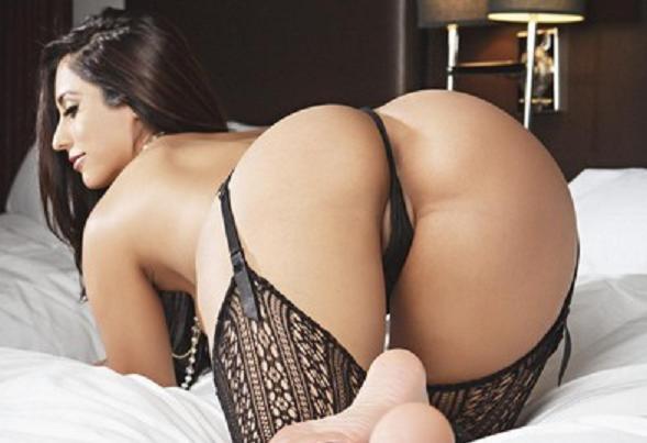 Reena Sky live webcam model and pornstar