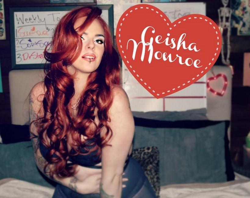 Geisha Monroe live webcam