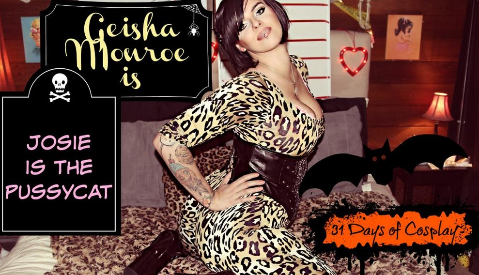 Geisha Monroe