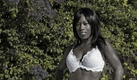 Ms Sammi Ross Nominated for Top Ebony Cam Model