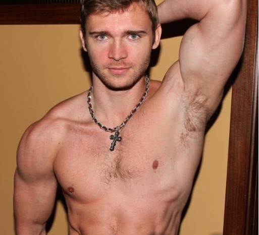 Jaden Storm Nominated for, 'Top Male Cam Model'
