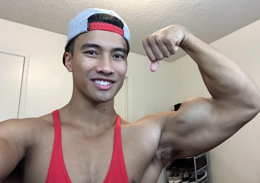 Ken Ott on Flirt4Free Nomuinated for, 'Top Male Webcam Model'