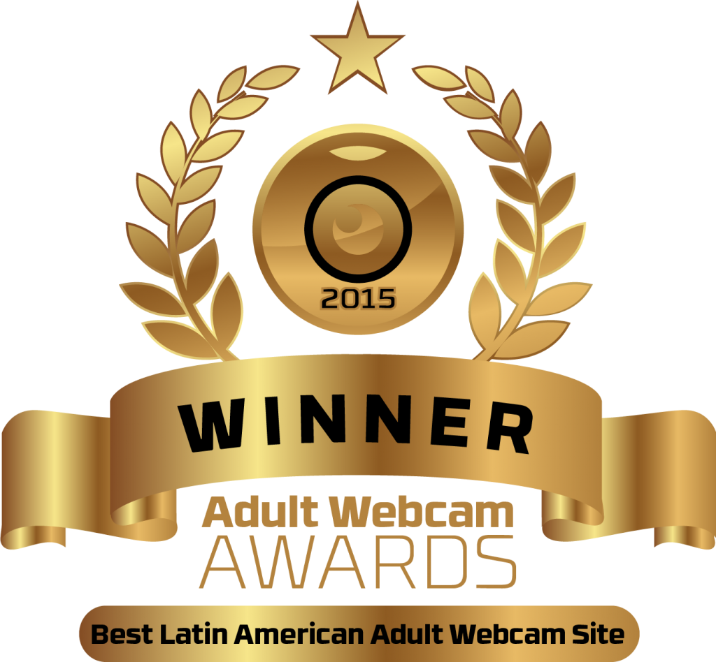 Best Latin American Adult Webcam Site png winner