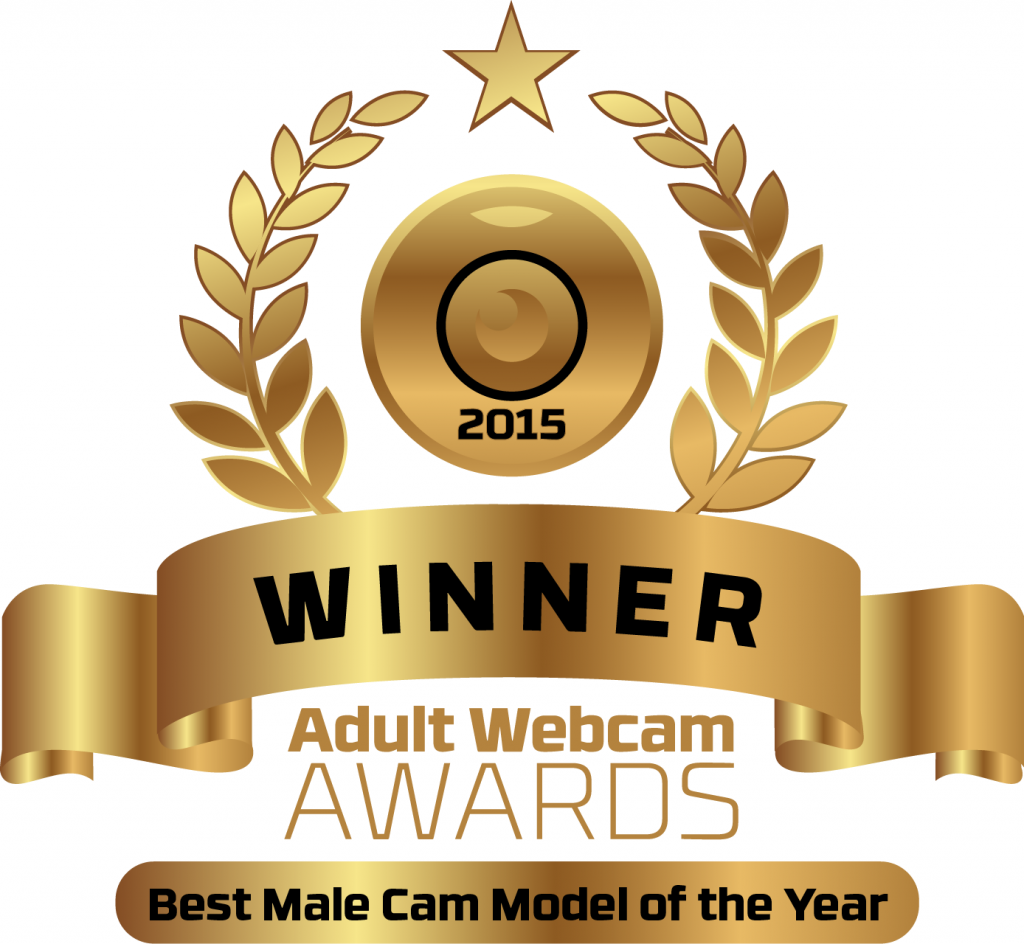 Best Male Cam Model winner
