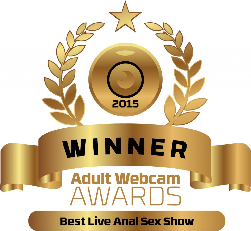 Best live anal sex show winner