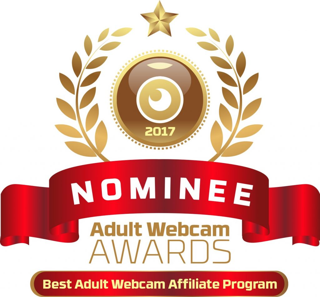 Best Adult Webcam Affiliate Program 2016 - 2017 Nominee