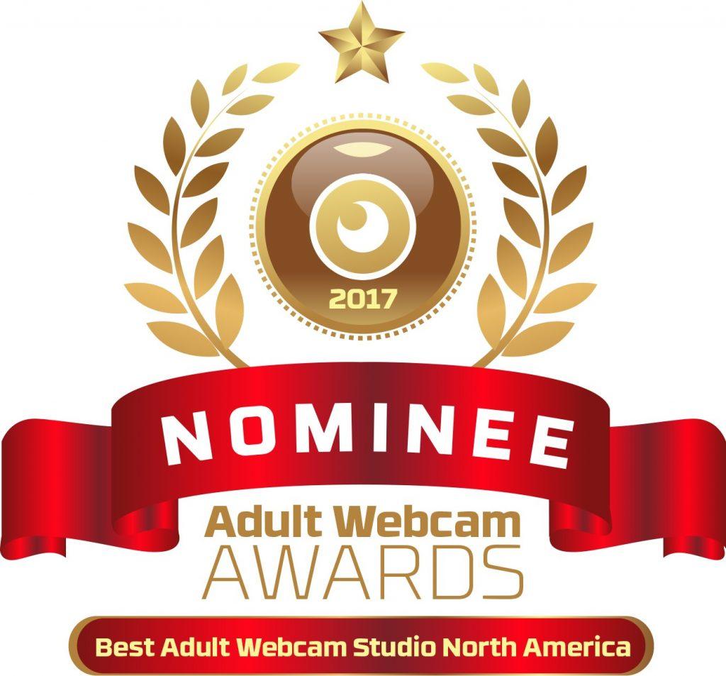 Best Adult Webcam Studio North America 2016 - 2017 Nominee