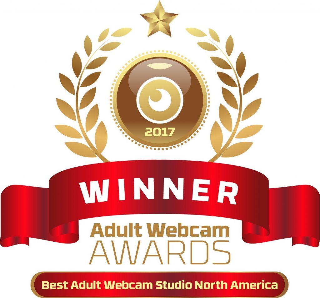 Best Adult Webcam Studio North America 2016 - 2017 Winner