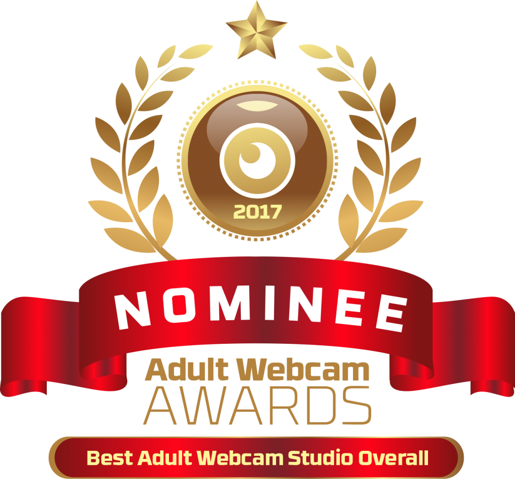 Best Adult Webcam Studio Overall 2016 - 2017 Nominee