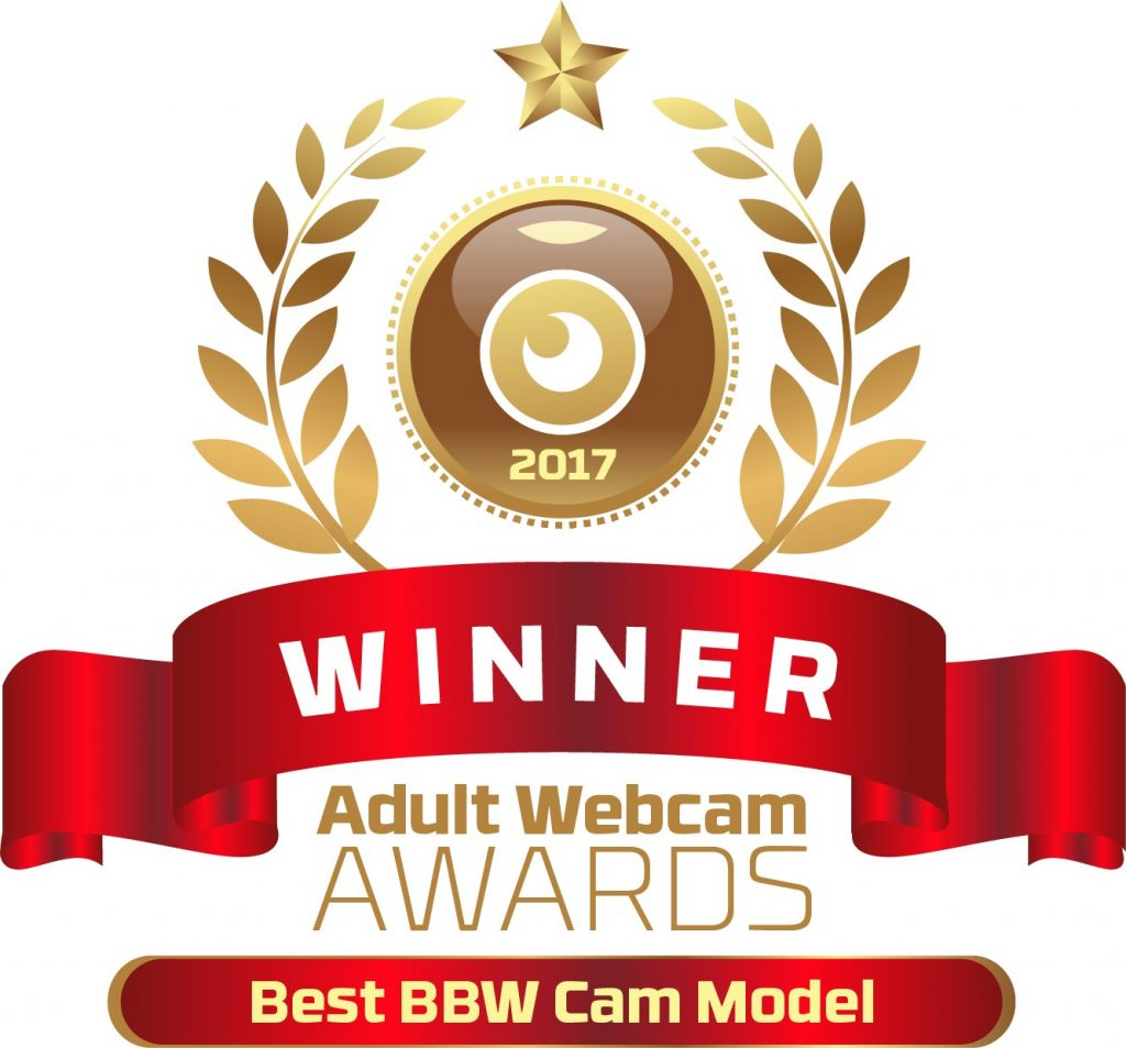 Best BBW Cam Model 2016 - 2017 Winner