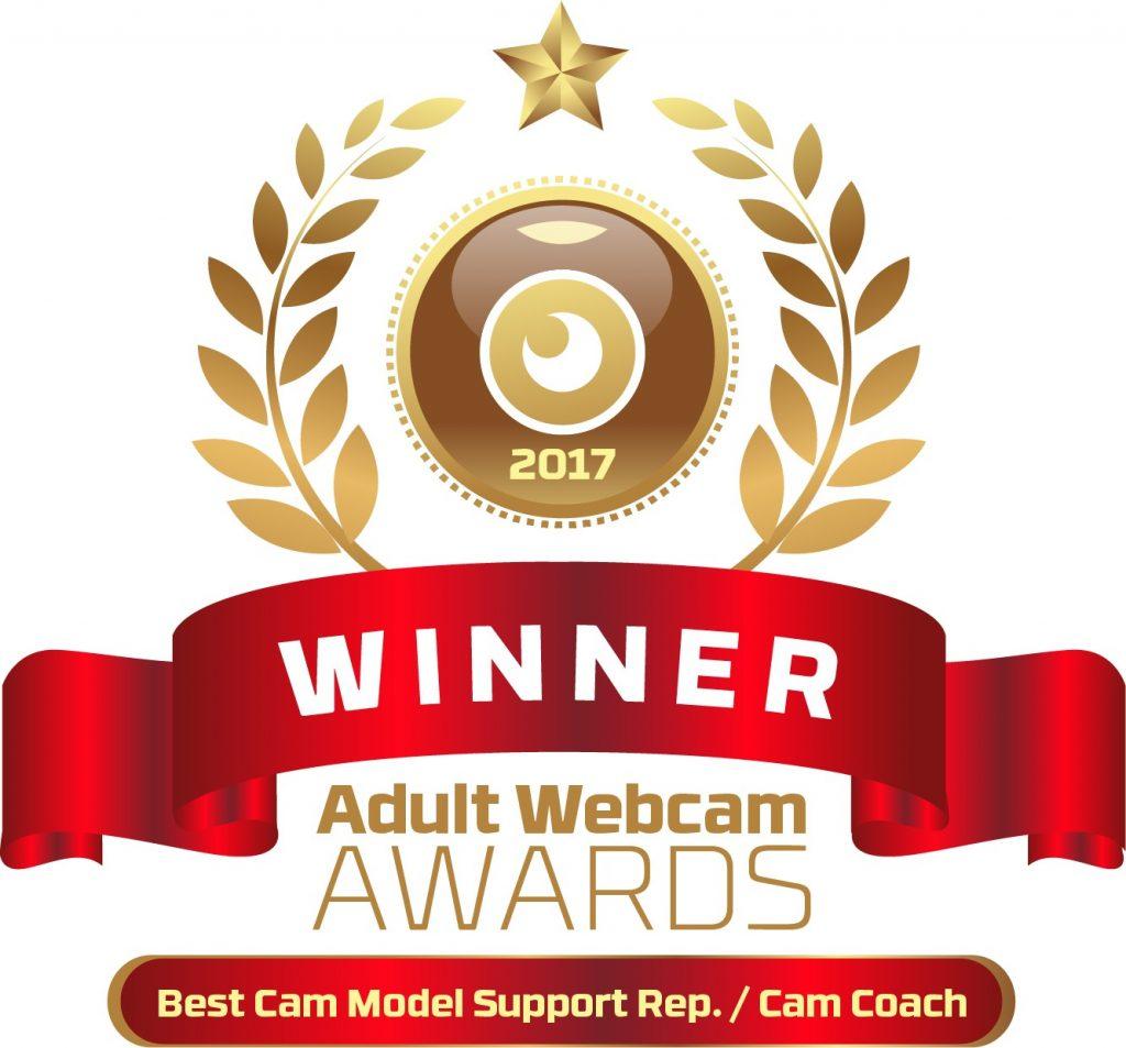 Best Cam Model Support Rep or Cam Coach 2016 - 2017 Winner