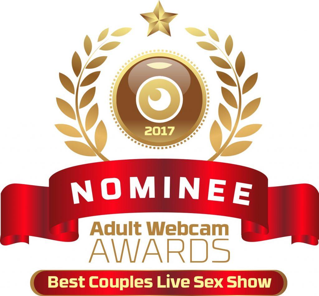 Best Couples Live Sex Show 2016 - 2017 Nominee