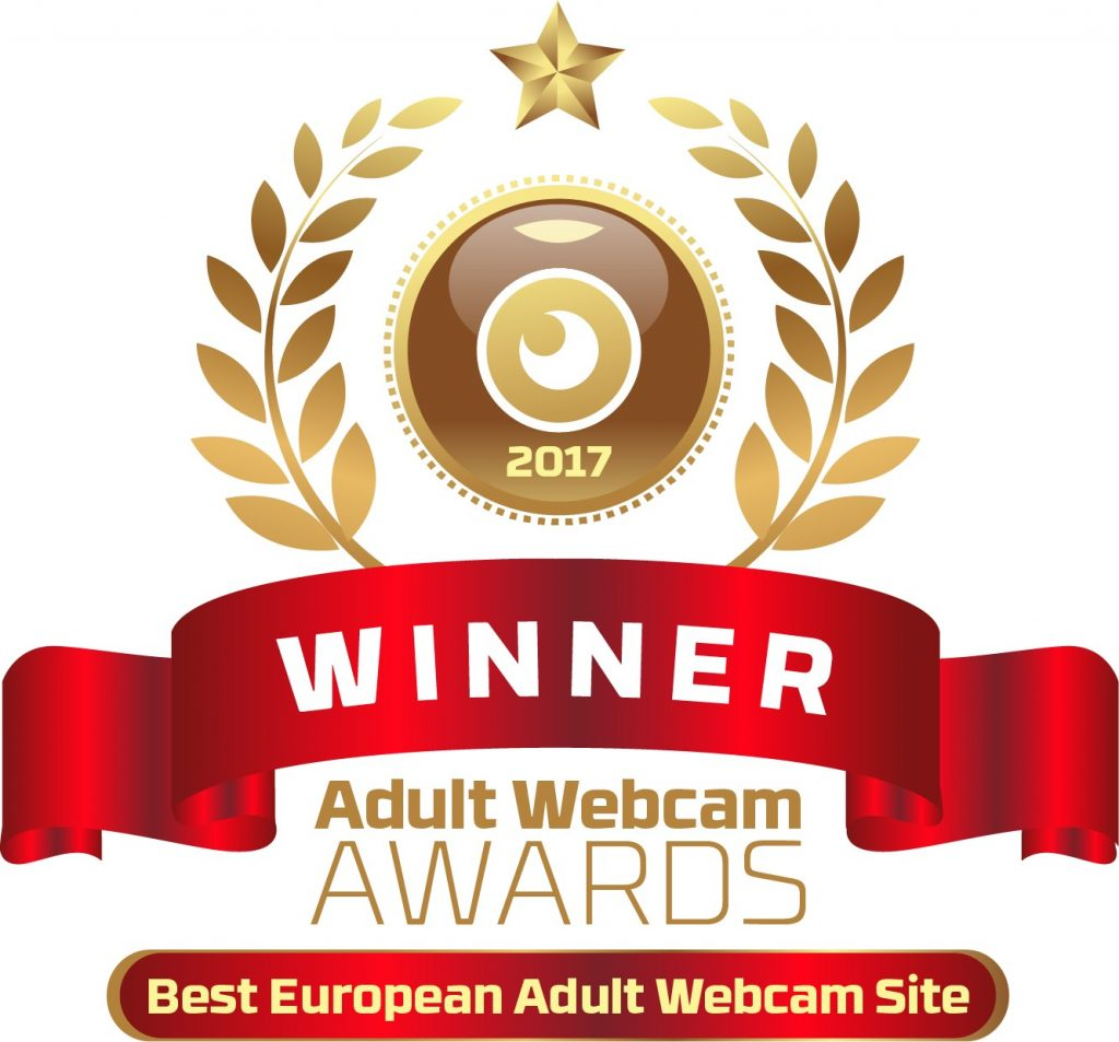 Best European Adult Webcam Site 2016 - 2017 Winner