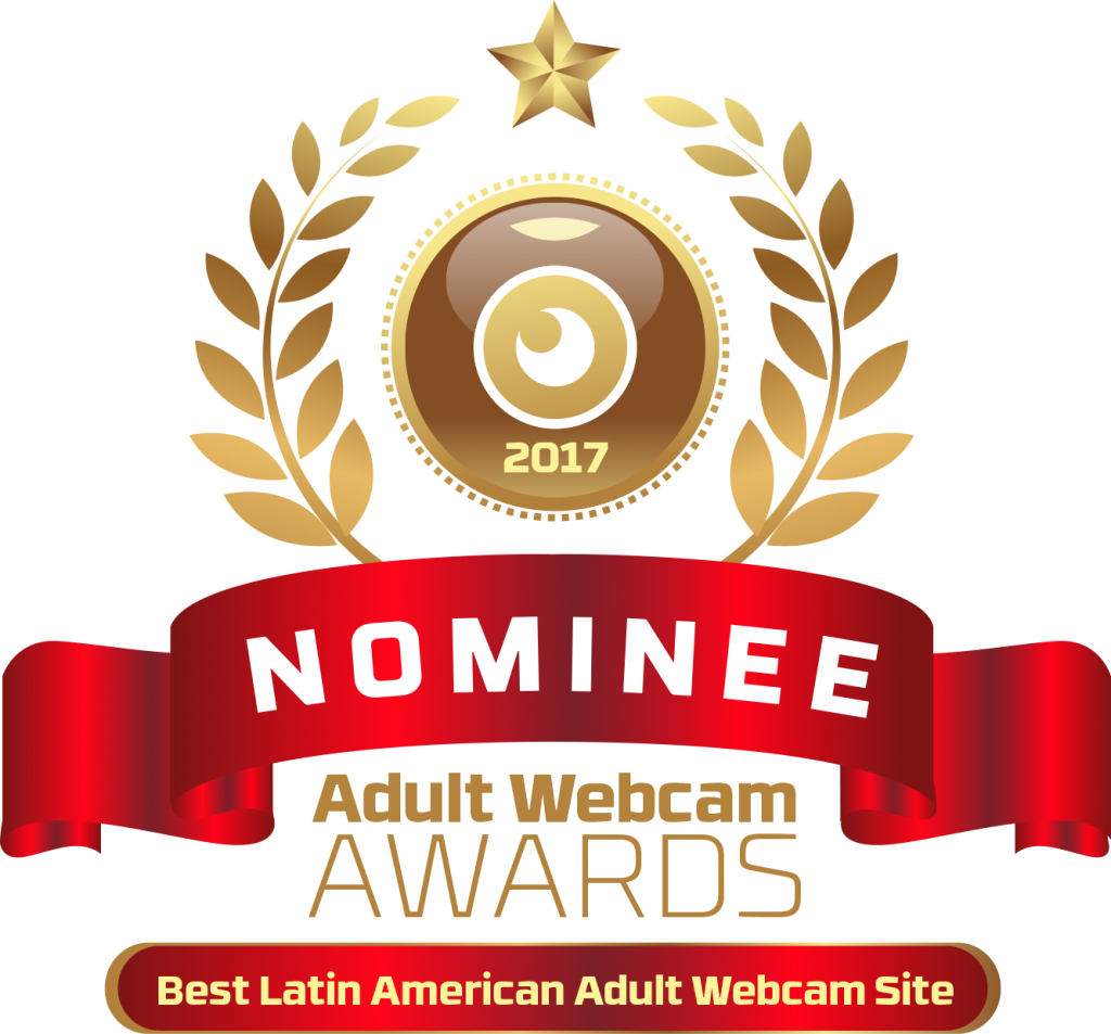 Best Latin American Adult Webcam Site 2016 - 2017 Nominee