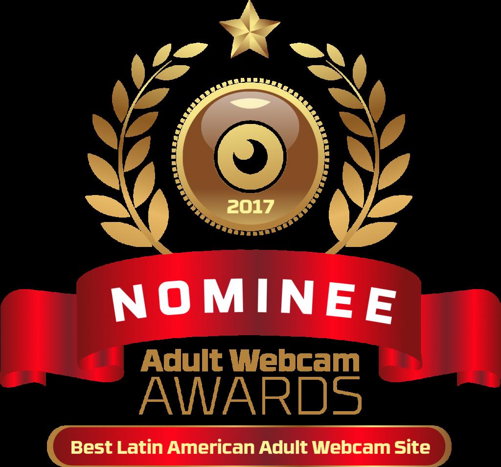 Best Latin American Adult Webcam Site 2016 - 2017 Nominee