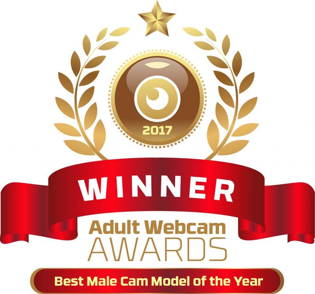 Best Male Cam Model of the Year 2016 - 2017 Winner