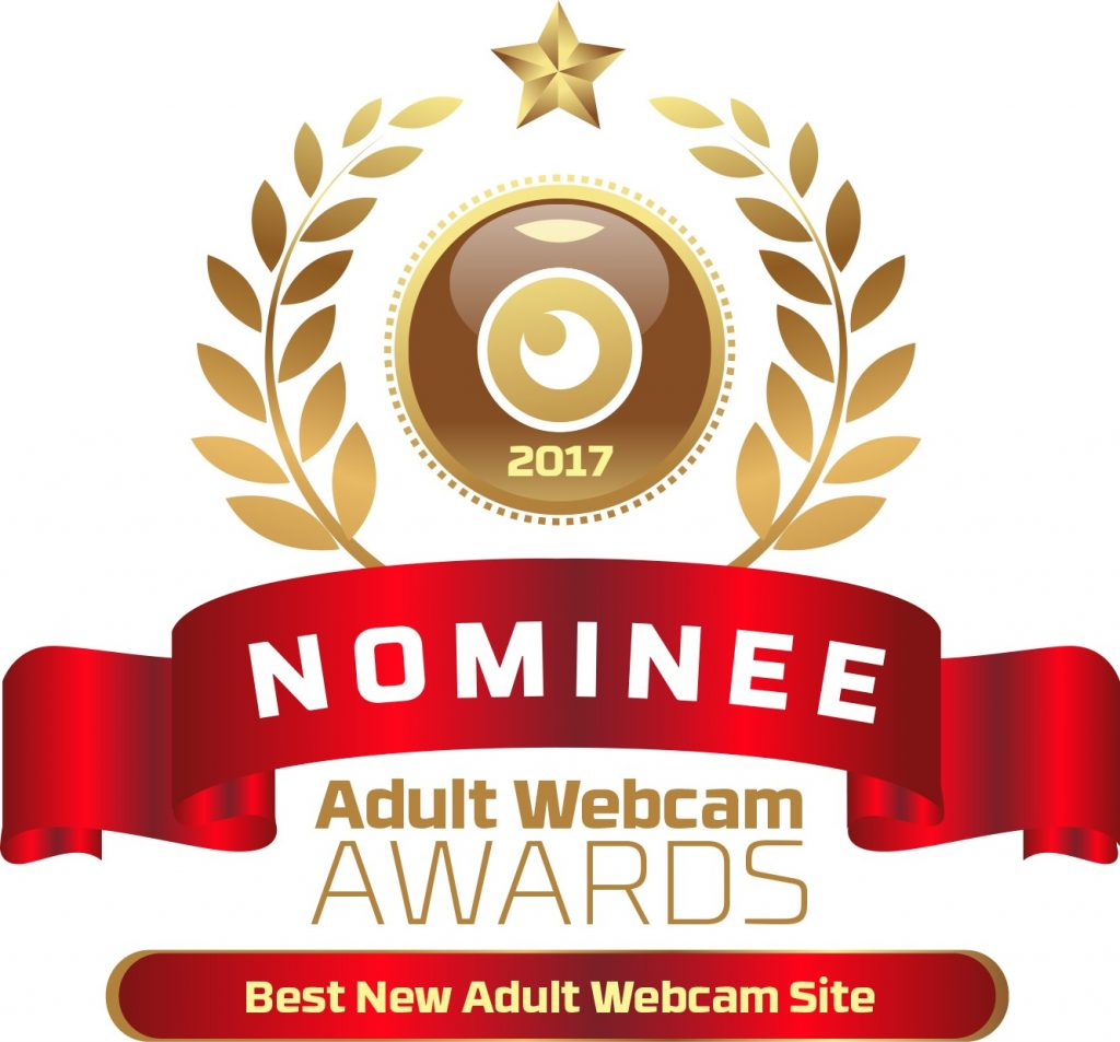 Best New Adult Webcam Site 2016 - 2017 Nominee