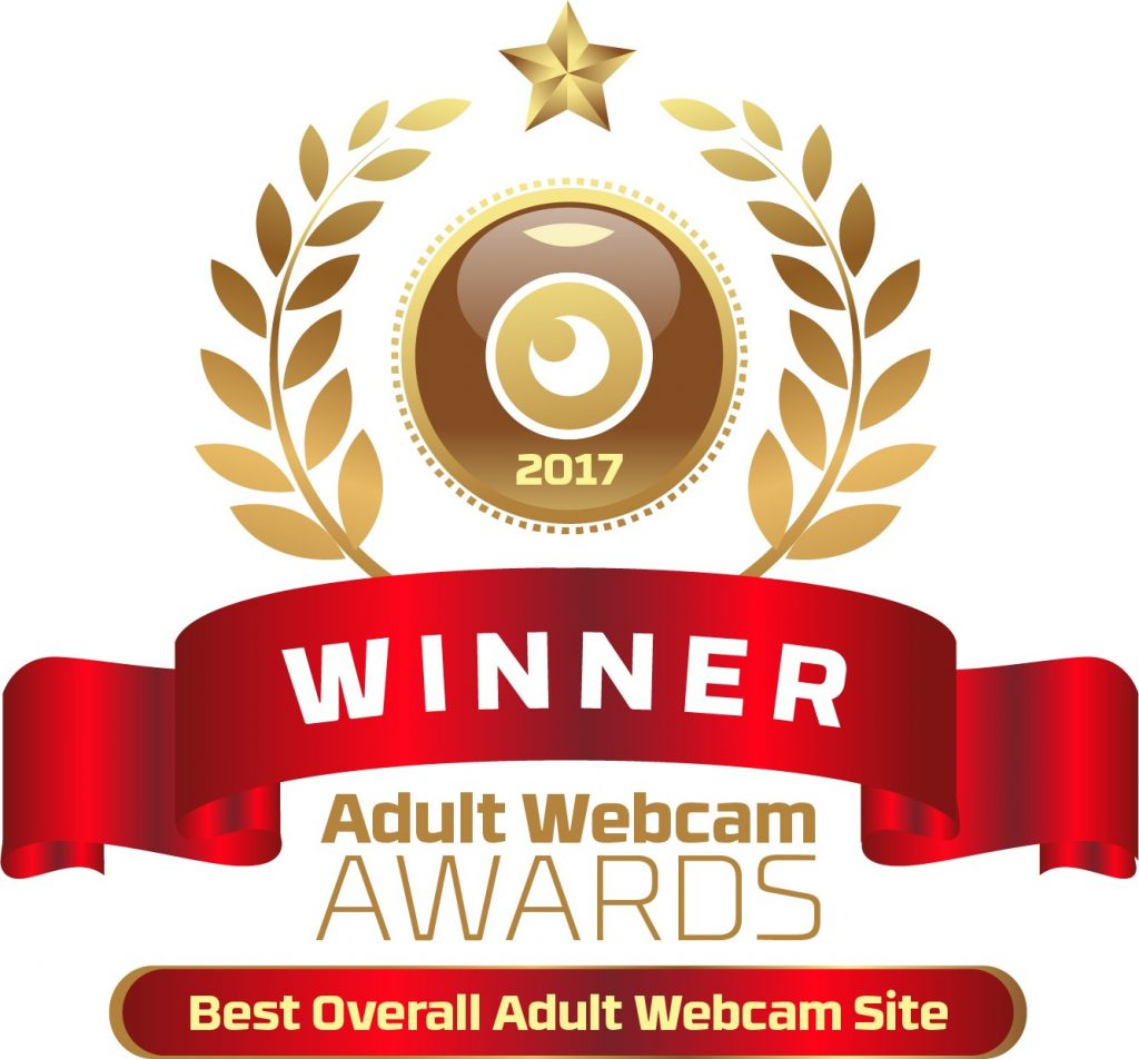 Best Overall Adult Webcam Site 2016 - 2017 Winner