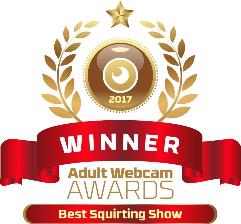 Best Squirting Show 2016 - 2017 Winner