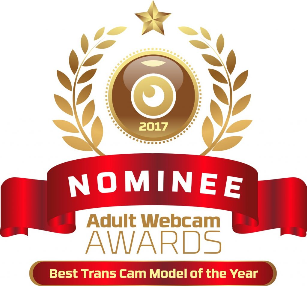 Best Trans Cam Model of the Year 2016 - 2017 Nominee