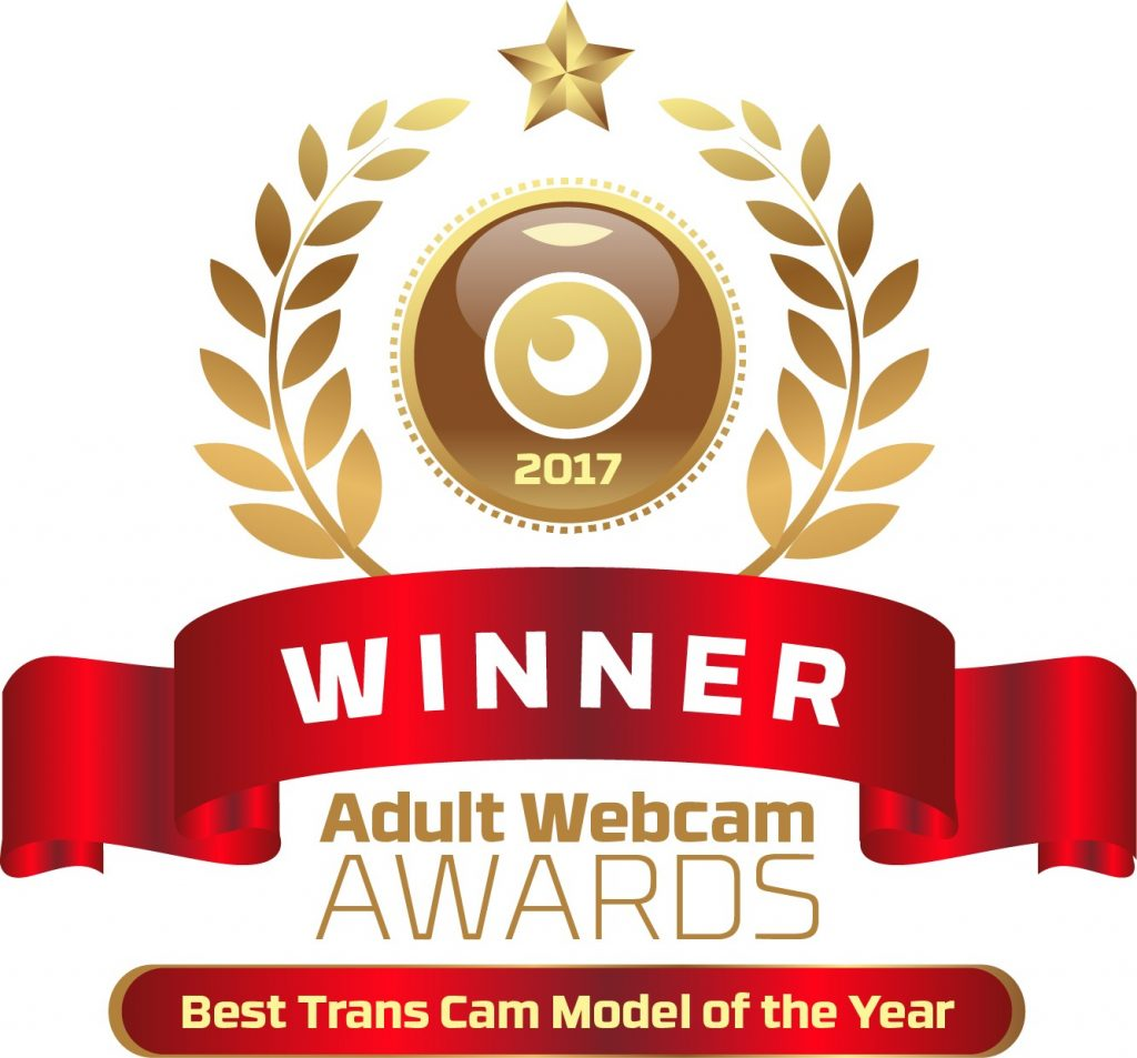 Best Trans Cam Model of the Year 2016 - 2017 Winner