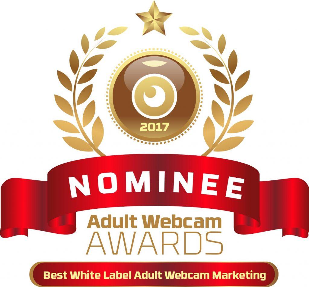 Best White Label Adult Webcam Marketing 2016 - 2017 Nominee