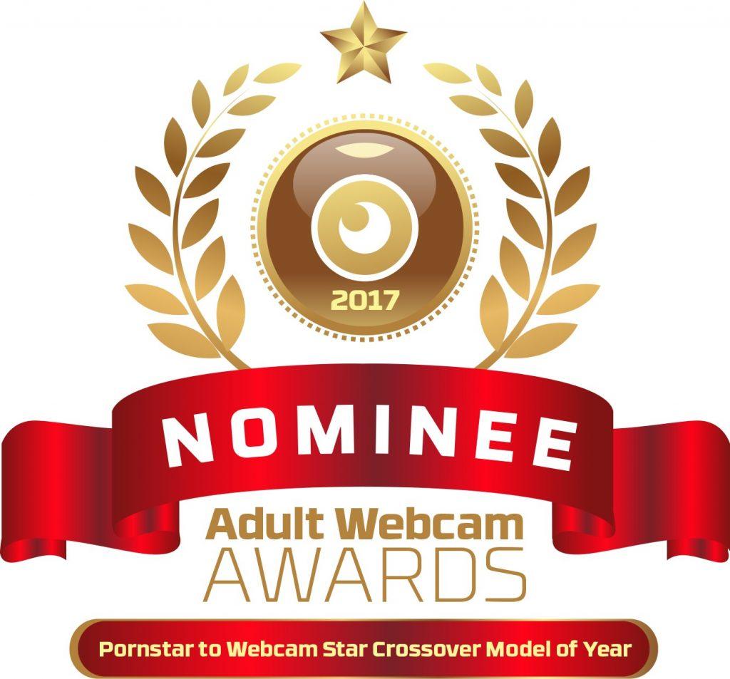 Pornstar to Webcam Star Crossover Model of the year 2016 - 2017 Nominee