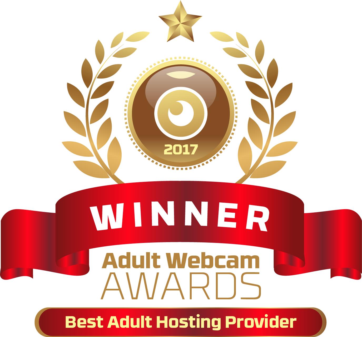 best adult hosting provider 2017 winner