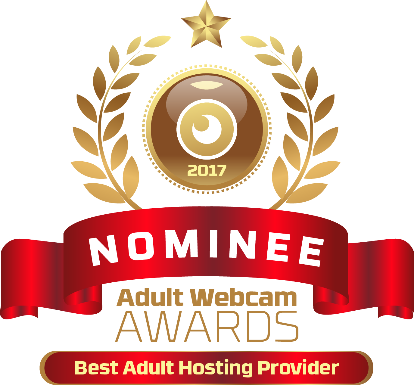 best adult hosting provider 2017 nominees