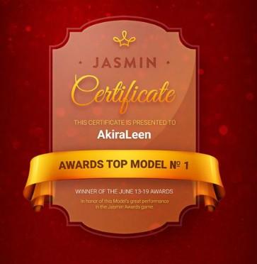 top livejasmin model