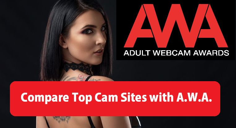 compare cam sites