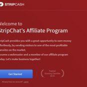 StripCash winner of the 'Best Adult Webcam Affiliate Program for 2019'