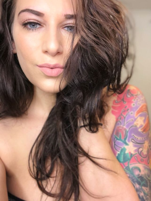 sexy cam girl tattoos